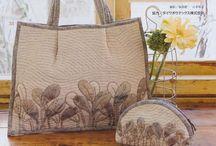Japanese Bags / by Margret Olsen