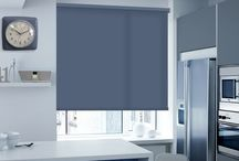 Fascinating Blue Blinds / Step into the blue blinds interiors & make people adore your house decor