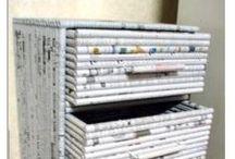 muebles cartón