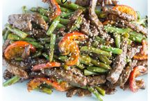 Beef Recipes / Recipes  you can make with beef.   Lots of ways to cook and serve beef.