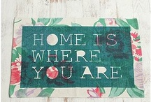 Home.  / by Amberly Roland