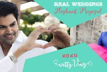 Indian wedding planning guide - Our favourites from the blog! / This is Indian wedding planning 101 ladies! We're sharing our favourite picks from our blog Witty Vows - The ultimate guide for the Indian Bride - www.wittyvows.com