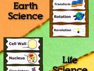 8th grade physical science / by Irene Green