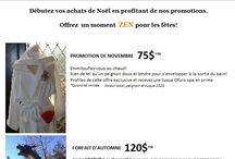 Infolettre ZEN / Inscrivez-vous à notre bulletin de nouvelles pour connaître nos promotions www.spaofuro.com/promotion