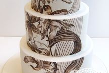 Cakes / by Jan St John