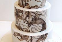 Cakes / by Jan St John