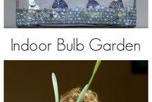 Gardening for Early Years / Indoor and outdoor gardening activities for young children.