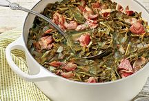 The ultimate classic collards / Greens and cabbage