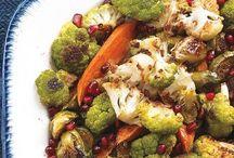 Thanksgving / Ideer til Thanksgving side dishes