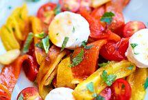 Lecker durch den Sommer / Die schönsten Rezepte für Salate, Pasta, Saisongemüse, Desserts und Kuchen - so schmeckt der Sommer!