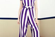 Modası geçmeyen trend; Çizgili Kıyafetler / http://lovemycolors.blogspot.com.tr/
