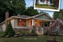 Total Home Exterior Makeover Inspiration