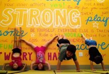 Action / Fitness & exercise at Modern Recess