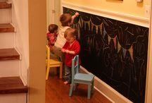 Play Room / Homeschool Ideas