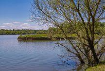 Lac de Bannac, Aveyron, France