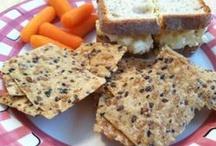 Gluten Free Snacks / Healthy Gluten Free Snack