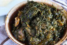 African Foods!