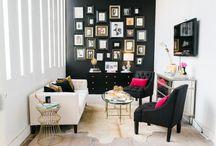 Posh Floral Room Decor