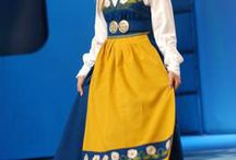 National Character Dance Costumes