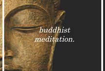 Buddhist meditation & yoga