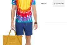 Summer Collections for Men / Summer Collections from Selected stores at DishyLooks...  Join us at www.dishylooks.com and try these looks on your own body...