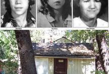 Murders solved/unsolved/haunting