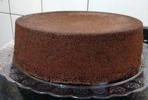 Bolo pão de lo chocolate