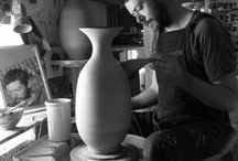 my pottery workshop galway / by Kevin O'kelly Ceramics