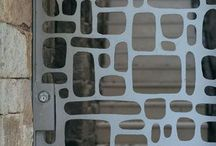 Decoración: Vidrieras y Puertas