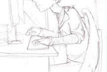 Bibble Sketches