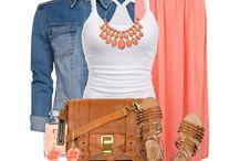 vaatteet kesä