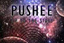 Pushee, Up To The Stars EP / Release of Up To The Stars