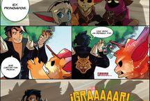 LOL comic