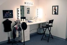 make-up room dream