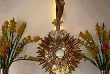oración al Santísimo