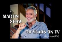 """auguri...speciali /  video realizzati per augurare a Mr. Martin Shaw """" Happy Birthday """""""