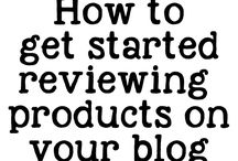 Blogging - Reviews