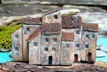 Keramiske huse / Keramik