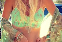 Ibiza style/boho/gypsy fashion
