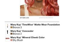 Mary Kay Make-up