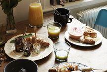 Le petit-dèjeuner/my favvo meal