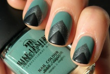 Nails / by Jemima Bicknell