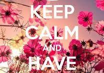 keep calm teens