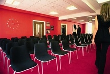 A Splash of Colour - Office Interiors / A splash of colour can have an incredible impact on office space. Just check out some of the spaces below... (Images used to advertise on officebroker.com and related platforms are the property of serviced office providers.)