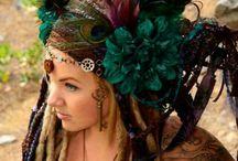 tribal warrior princess action