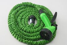 Flexible Garden Hose / Flexible Garden Hose is the First and Only Expanding Garden Hose