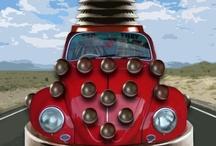 Daleks / Supreme Beings! / by Kevin Mitnik