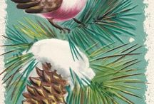 retro  greeting card art / by Pattie Mullen-Logan
