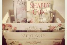 CHABBY CHIC ACCESSORIES