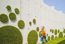 Think Living Walls